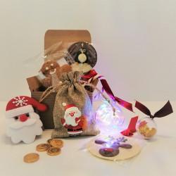 Children's Christmas Mini Gift Box of Goodies