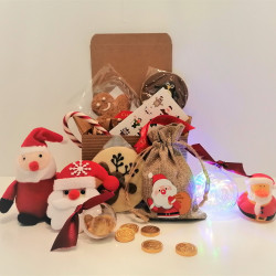 Children's Christmas Gift Box of Goodies - for under 3 years