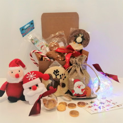 Children's Christmas Gift Box of Goodies - for over 3 years
