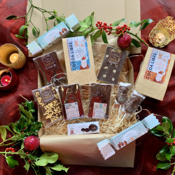 Luxury Christmas Gift Box | Dairy Free Vegan
