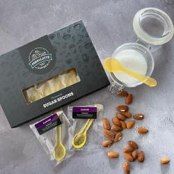 Almond Sugar Spoons