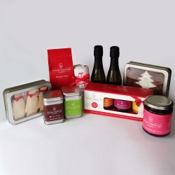 Prosecco and Treats Hamper Box