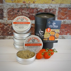 Gourmet Rub Collection (5 Tin Gift)