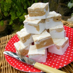 Peanut Butter Artisan Marshmallows