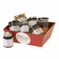 Seven Sumptuous Spreads for Cheese Hamper