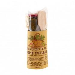 Orecchiette & Turnip Greens Sauce Pasta Kit