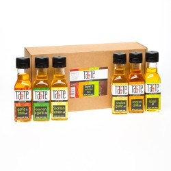 Super 6 Infused Oil Collection