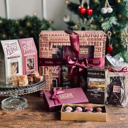 Christmas Tea and Treats Hamper - Gluten Free