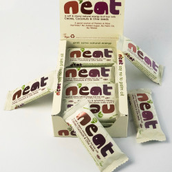 Cacao, Coconut & Chia Seeds Natural Energy Fruit Bars (16 pack)