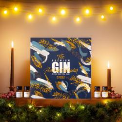 Premium Gin Advent Calendar 2021 Edition (24 x 30ml, ABV 43.1%)