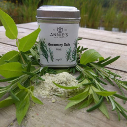 Rosemary Salt With a Touch of Lemon Verbena 70g