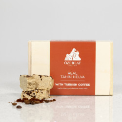 Real Tahin Helva - Turkish Coffee