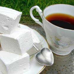 Earl Grey Artisan Marshmallows