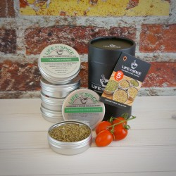 Gourmet Herb Collection (5 Tin Gift)