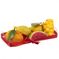 Sicilian Marzipan Fruits