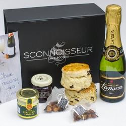 Champagne Cream Tea Giftbox