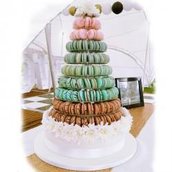 Macaron Cake Tower