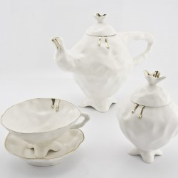 Alice in Wonderland Porcelain Tea Set