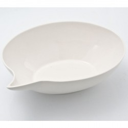 Speech Bubble Porcelain Bowl