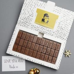 Christmas Chocolates For Teachers