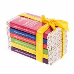 JustBe Aromatherapy Chocolate Collection (6 bars)