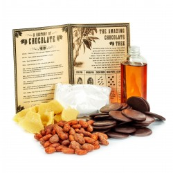 Finest Madagascan Chocolate Craft Kit