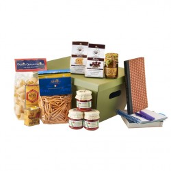 7 Day Student Survival Food Gift Box