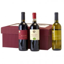 Tuscan Trio of Organic Wine