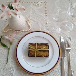 Turkish Baklava Wedding Favours