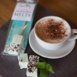 Mint Chocolate MallowMelt Dippers
