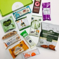 Gluten Free Snack Box Subscription
