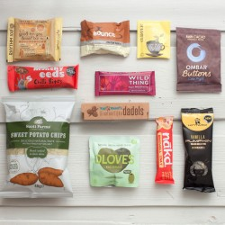 Healthy Snack Box Subscription