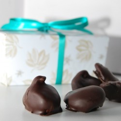 Raw Chocolate Covered Figs