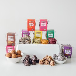 Sweet & Savoury Healthy Snacks Collection