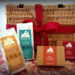 Turkish Coffee & Turkish Delight Favourites Gift Hamper