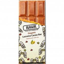10 Lucuma Raw Cacao Bars (Trade)