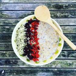 Goji & Cranberry Hemp Porridge (3 pack)