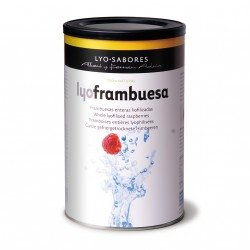 Texturas Lyo (Freeze Dried) Frambuesa-Whole Raspberries