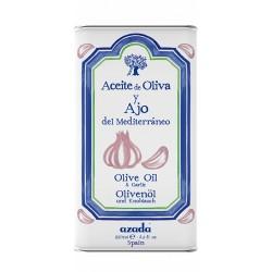 Azada Garlic Flavoured Extra Virgin Olive Oil