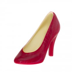 Dorothy Red Coloured Chocolate Shoe