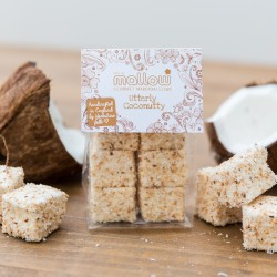 """Utterly Coconutty"" Marshmallows"