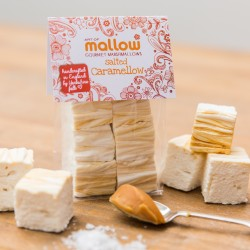 """Salted Caramellow"" Marshmallows"