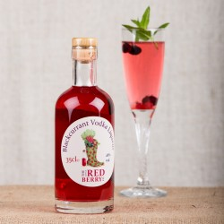 Blackcurrant Vodka Liqueur
