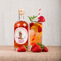 Strawberry Vodka Liqueur