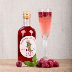 Raspberry Gin Liqueur