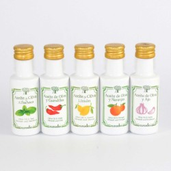 Azada Set of 5 Flavoured Olive Oils