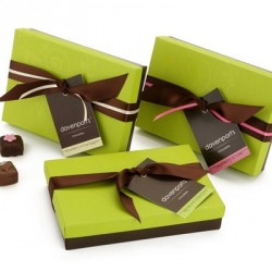 Luxury Chocolate Hamper for Her (3 Chocolate Boxes)