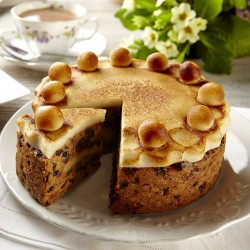 Meg Rivers Simnel Cake