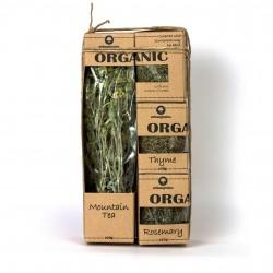 Organic Herbs Gift Pack