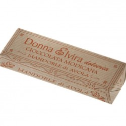 Modican Chocolate with Avola Almonds